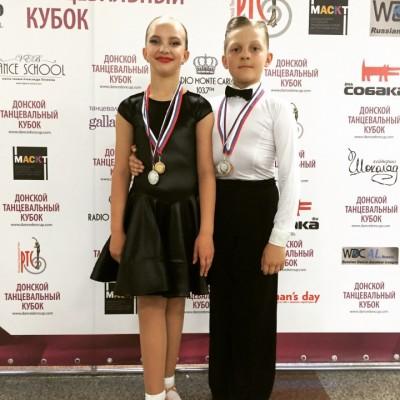 Dance Don Cup 2017 Денис и Екатерина