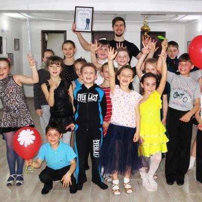 День рождения спортивно-танцевального клуба Elite