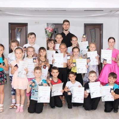 Закрытие танцевального сезона 2015-2016 г. в танцевальном клубе Elite
