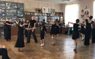 Танцевальные сборы 2018