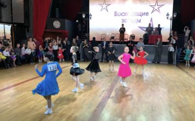 Сразу 4 солистки нашего клуба танцевали в этом финале